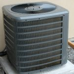 Picture of Residential Air Conditioning Unit