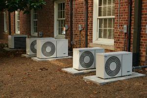 Multiple Air Conditioning Units